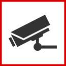 Vaizdo stebėjimo sistemų montavimas
